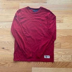 Tommy Hilfiger Men's Long-Sleeve T-Shirt